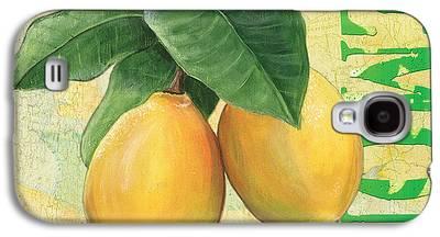 Lemon Galaxy S4 Cases