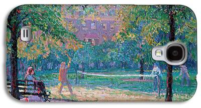 Park Benches Galaxy S4 Cases