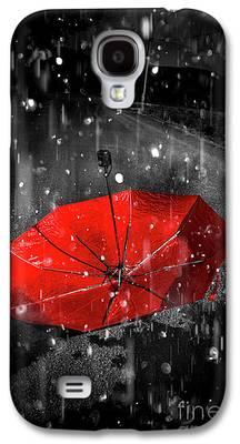 Rainy Day Photographs Galaxy S4 Cases