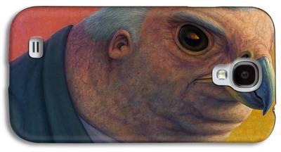 Politician Galaxy S4 Cases