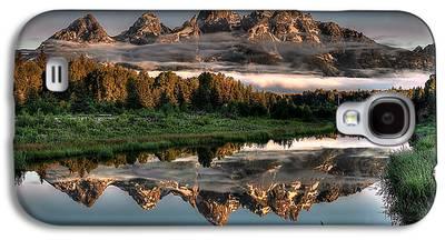 Mountain Galaxy S4 Cases