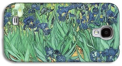 Irises Galaxy S4 Cases