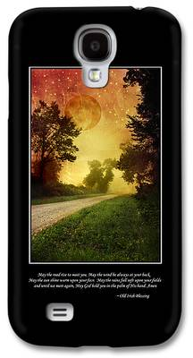 Irish Folklore Galaxy S4 Cases