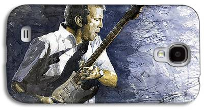 Eric Clapton Galaxy S4 Cases