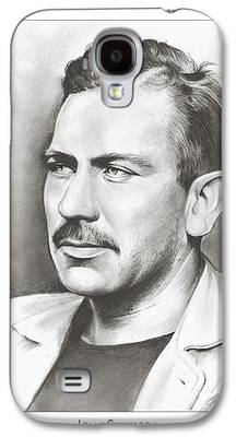 Grapes Drawings Galaxy S4 Cases