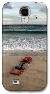 Kiteboarding Galaxy S4 Cases