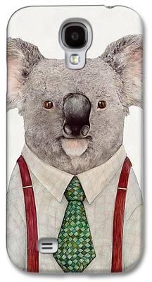 Koala Galaxy S4 Cases