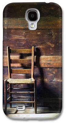 Ladderback Chair Galaxy S4 Cases