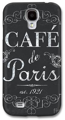Decor Paintings Galaxy S4 Cases