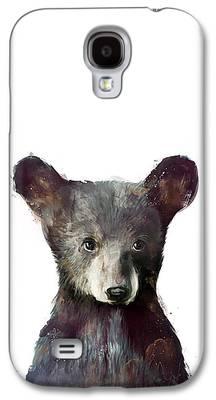 Bear Galaxy S4 Cases