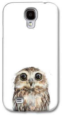 Fauna Mixed Media Galaxy S4 Cases