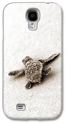 Turtle Galaxy S4 Cases