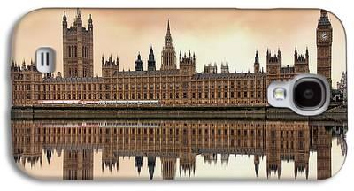 Big Ben Galaxy S4 Cases