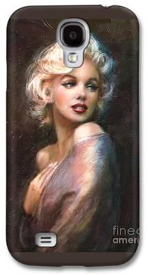 Marilyn Monroe Galaxy S4 Cases