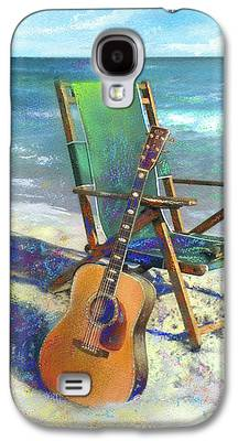 Summer Paintings Galaxy S4 Cases