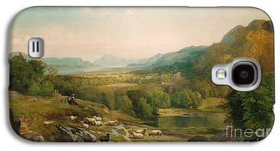 Country Scenes Galaxy S4 Cases