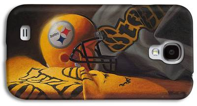 Pittsburgh Galaxy S4 Cases
