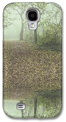 Surreal Landscape Mixed Media Galaxy S4 Cases