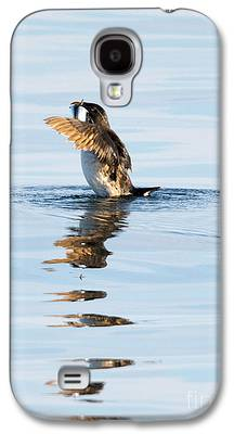 Auklets Galaxy S4 Cases