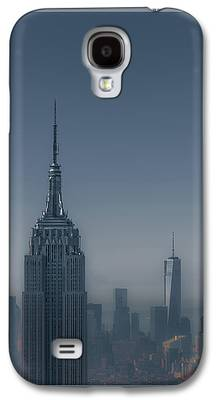 Skylines Photographs Galaxy S4 Cases