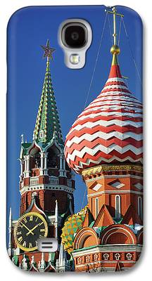 Moscow Galaxy S4 Cases