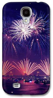 Fireworks Galaxy S4 Cases