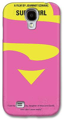 Supergirl Galaxy S4 Cases