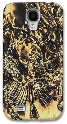 Scrap Photographs Galaxy S4 Cases