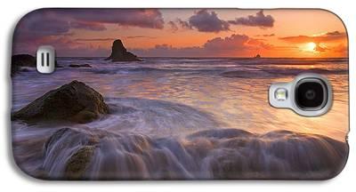 Beach Galaxy S4 Cases