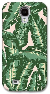 Patterned Drawings Galaxy S4 Cases