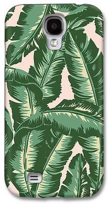 Trees Digital Art Galaxy S4 Cases