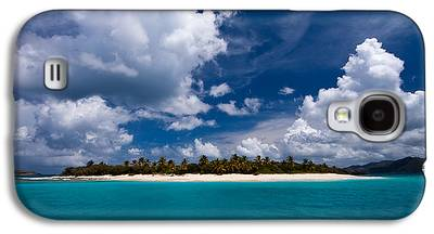 Panoramic Ocean Galaxy S4 Cases