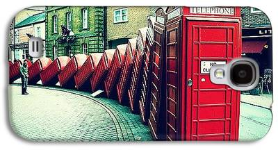London Galaxy S4 Cases