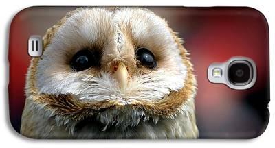 Birding Photographs Galaxy S4 Cases