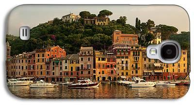 Portofino Italy Galaxy S4 Cases