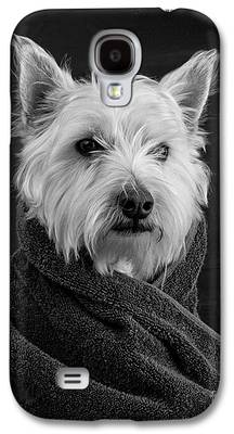 Dogs Galaxy S4 Cases