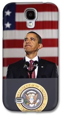 Pro Obama Galaxy S4 Cases
