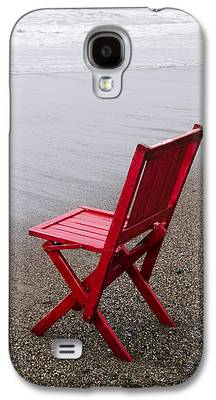 Empty Chairs Galaxy S4 Cases