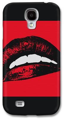 Smallmouth Bass Digital Art Galaxy S4 Cases