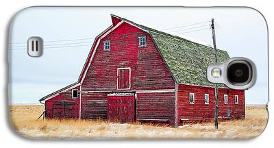 Red Barns Galaxy S4 Cases