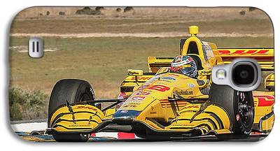Andretti Autosport Galaxy S4 Cases