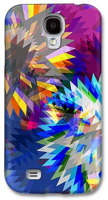 Meshed Galaxy S4 Cases