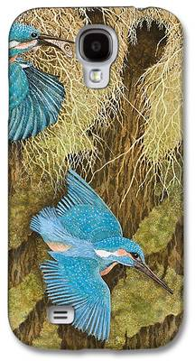 Kingfisher Galaxy S4 Cases