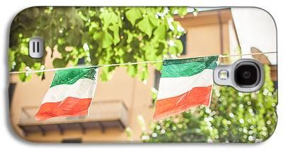 Italian Photographs Galaxy S4 Cases