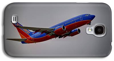 Airliner Galaxy S4 Cases