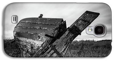 Ruin Photographs Galaxy S4 Cases