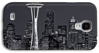 Seattle Galaxy S4 Cases