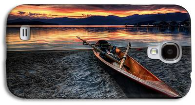 Canoe Galaxy S4 Cases