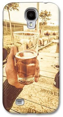 Wine Tour Galaxy S4 Cases