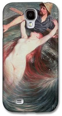 Undertow Paintings Galaxy S4 Cases